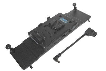 Litepanels 900-3014  LP1X1-BAPV V-Mount Battery Adapter Plate 900-3014