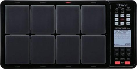 Roland SPD30-BK OCTAPAD® Digital Percussion Pad in Black SPD30-BK