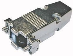 BTX CD-DMH910  D-Sub Metal Hood, w/10mm Cable CD-DMH910