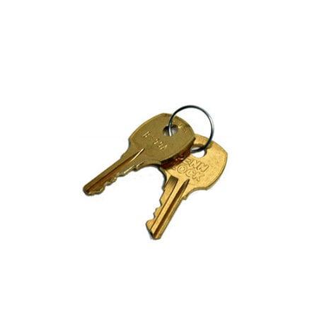 Lowell LK-FD  Rack Key (Front Door) LK-FD