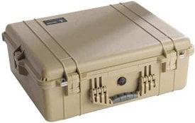Pelican Cases 1120 Desert Tan Case Guard Box PC1120-DESERT-TAN