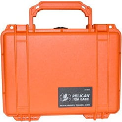 Pelican Cases PC1150-ORANGE Small Orange Case PC1150-ORANGE