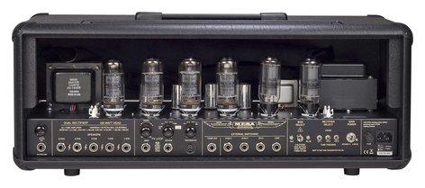 Mesa Boogie Ltd Dual Rectifier 100W 3-Ch Tube Guitar Amplifier Head DUAL-RECTIFIER-HEAD