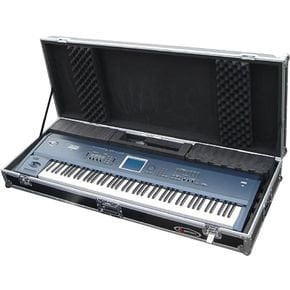 Odyssey FZKB88W Hardshell ATA 88-Key Keyboard Flight Case FZKB88W