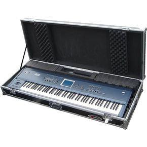Odyssey FZKB88W Hardshell ATA 88-Key Keyboard Flight Case FZKB88W