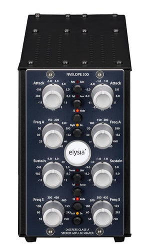 Elysia NVELOPE500 Audio Processor, Impulse Shaper NVELOPE500