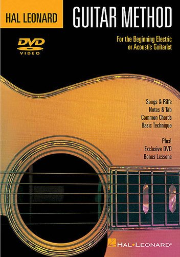 Hal Leonard 00697318 Guitar Method DVD 00697318