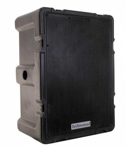 "Technomad Noho C Tour Color 12"" 2-Way Speaker with Gasked Lid, Handles, Weather Resistance & Color Choice NOHO-C-TOUR-COLOR"