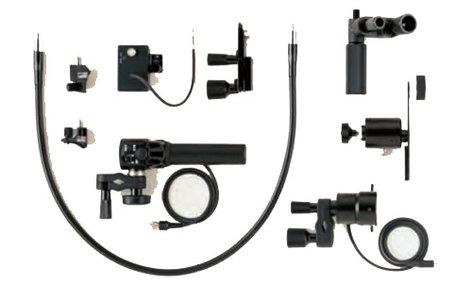 JVC MS-11 Rear Camera Control System (for Fujinon HTS18X4.2BRM Zoom Lens) MS-11-JVC