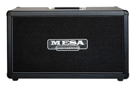 "Mesa Boogie Ltd Rectifier Standard Horizontal Cabinet 2x12"" 120W Guitar Cabinet HORIZONTAL-RECTIFIER"