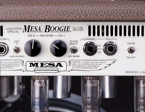"Mesa Boogie Ltd Lone Star Special 5/15/30W 1x12"" Tube Combo Guitar Amp LONESTAR-SPECIAL-112"