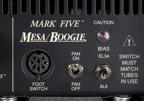 "Mesa Boogie Ltd Mark V Combo 10/45/90W 1x12"" Guitar Combo Amplifier MARK-V-COMBO"