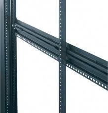 Middle Atlantic Products MV-RR37 37-Space Rear Rack Rails Kit (1 Pair) MV-RR37