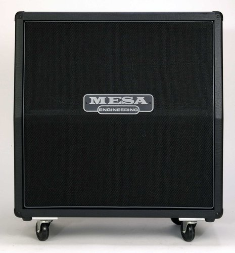 "Mesa Boogie Ltd 1x12 Mini Recto 1x12"" 60W Slant Guitar Speaker Cabinet MINI-RECTO-SLANT"