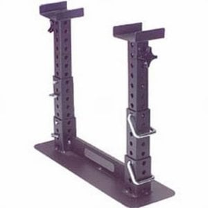 "Middle Atlantic Products TS1640 AXS Rack System Service Stand (16""-40"" H) TS1640"