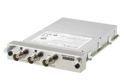 Sony BKM220D SDI 4:2:2 input adapter for 230WS/170WS BKM220D