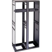"Middle Atlantic Products 5-29-26 26"" D x 51"" H Knock-Down Equipment Rack (Slim 5 Series) 5-29-26"