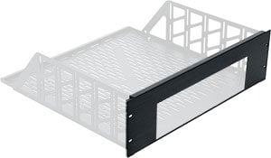 Middle Atlantic Products AFACE2 2-Space Faceplate for RSH4 Series Rack AFACE2