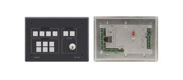 Kramer RC-74DL 12-Button Master Room Controller with Digital Volume Knob RC-74DL