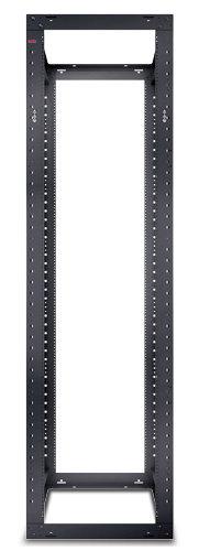 American Power Conversion AR204A  Rack Frame, 4-post, 44U, #12-24 AR204A