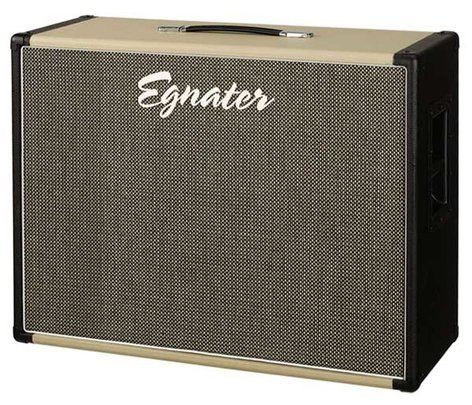 "Egnater Custom Amps Tourmaster 212x Guitar Extension Cabinet, 2x12"" TOURMASTER-212X"
