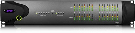 Avid HD I/O 16x16 Analog [EDUCATIONAL PRICING] Pro Tools Audio Interface for Educational Institutions HD-I/O-16X16-A-EDU