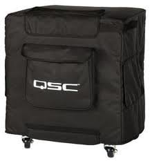 "QSC KW181 Cover Padded Cover with Grille Guard for KW181 18"" Active Subwoofer KW181-COVER"