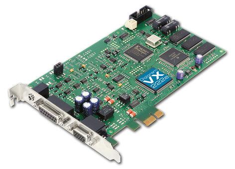 Digigram VX222e PCI Express Sound Card VX-222E