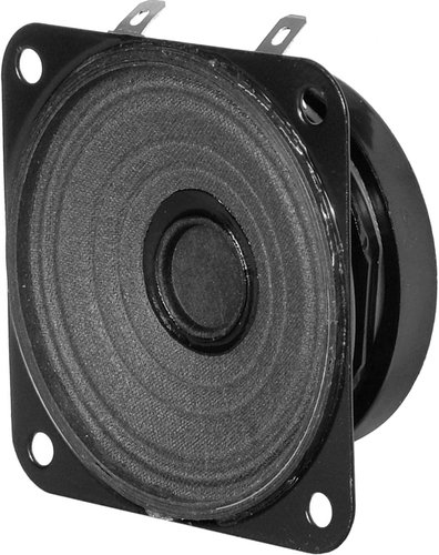 "Quam 30A05Z8 3"" Micro Square General Purpose Loudspeaker 30A05Z8"