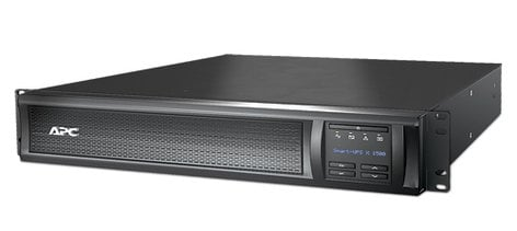 American Power Conversion SMX1500RM2U  Smart UPS, 1500VA, Rack/Tower, 120V SMX1500RM2U