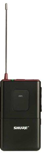 Shure FP1-J3 Bodypack Transmitter, 572-596 FP1-J3
