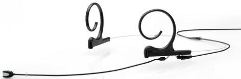DPA Microphones FIDC00-2 d:fine Brown Dual Earhook Cardioid Headset Microphone FIDC00-2