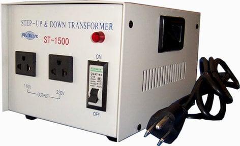 Philmore ST1500 1500 Watt Step Up/Step Down Transformer (110v/220v) ST1500-PHILMORE