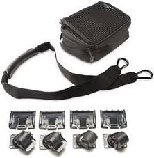 Pelican Cases 0357 Mobility Package for Cube Cases with Casters & Pull Strap PC0357