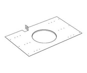 SoundTube AC-CM5-PCB Pre-construction bracket, BLUE AC-CM5-PCB