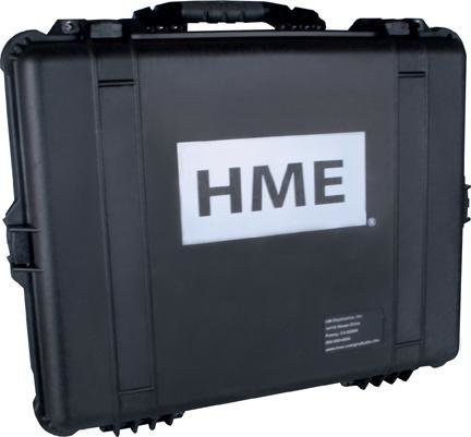 HM Electronics 176G018 Travel Case for DX300 Systems 176G018