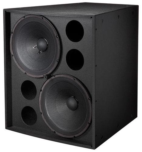 "Electro-Voice EVF-2151D-WHT Dual 15"" Bass Speaker, White EVF2151D-WHT"