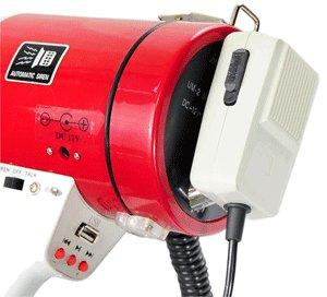 Pyle Pro PMP58U 50W Piezo Dynamic Megaphone with USB PMP58U