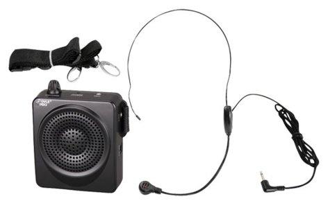 Pyle Pro PWMA50B Black Waistband PA Amplifier PWMA50B
