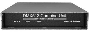 Doug Fleenor Designs 421E DMX Merger 4 In/ 1 Out, Isolated 421E