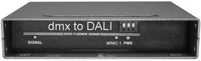 Doug Fleenor Designs DMX2DAL DMX to DALI Interface TB Pin DMX2DAL