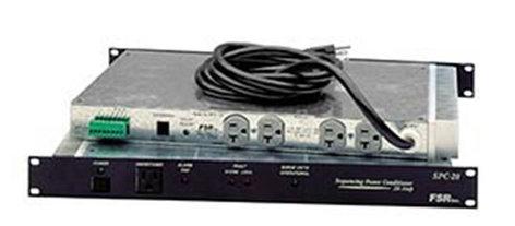 FSR SPC20-FSR 20Amp Power Sequencer SPC20-FSR