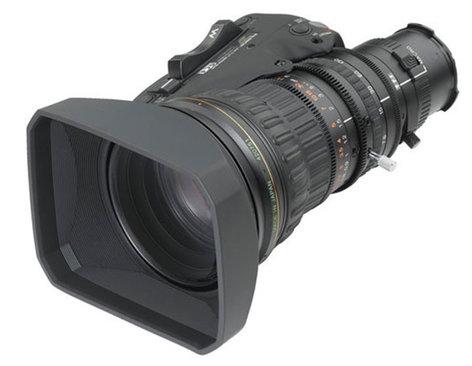 Fujinon Inc XA17X7.6BRM-M58B Fujinon Lens, 17x w/CAC for Panasonic P2HD XA17X7.6BRM-M58B