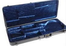 Schecter Guitars SGR-3S Hardshell Electric Guitar Case for S-1 and Vengeance Guitars SGR-3S