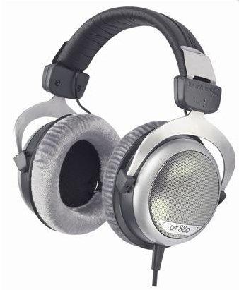 Beyerdynamic DT880-483.931  Headphones, 32Ohm, for Portable Players DT880-483.931