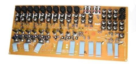 Yamaha WJ263700 Yamaha Mixer Jack 16X PCB WJ263700