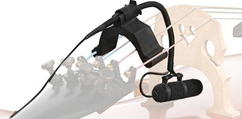 DPA Microphones VO4099C d:vote Supercardioid Microphone for Cello VO-4099-C