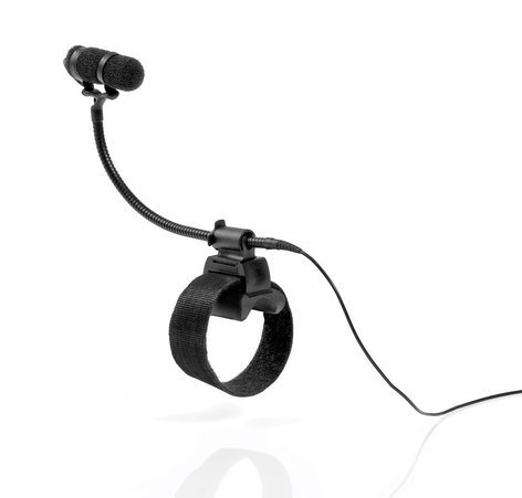 DPA Microphones VO4099U d:vote Supercardioid Universal Instrument Microphone VO-4099-U