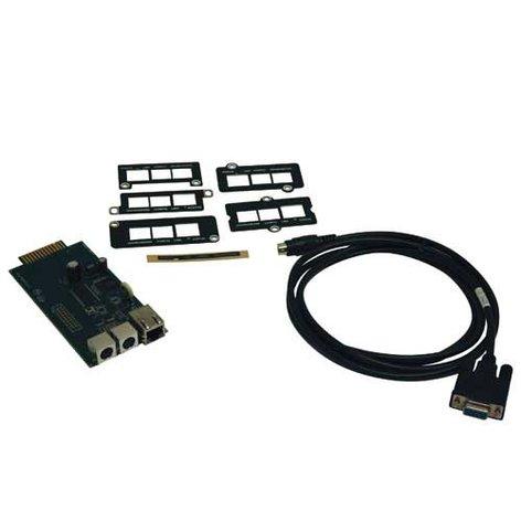 Tripp Lite SNMPWEBCARD Network Card For Remote Monitoring, Control via SNMP, Web or Telnet SNMP-WEBCARD
