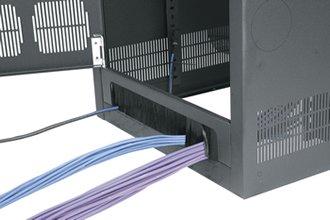 Middle Atlantic Products BGR-RDC25  25 Space BGR Cable Entry Rear Door BGR-RDC25